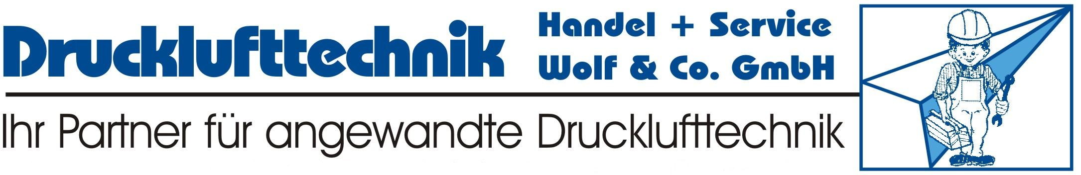 Drucklufttechnik Handel + Service Wolf & Co.GmbH
